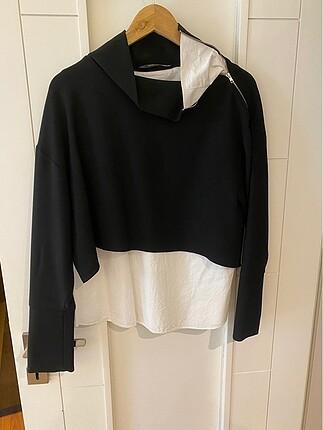 Zara tunik gömlek