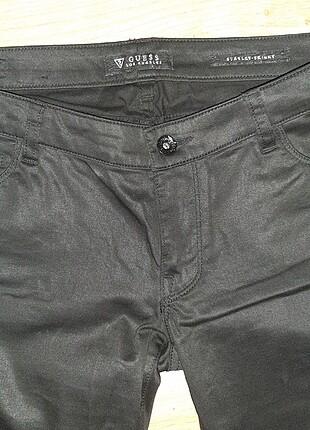 30 Beden Guess Siyah Pantolon