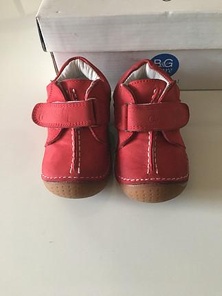 B&G Store 19 numara bebek ayakkabısı