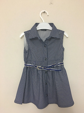 2 yaş elbise