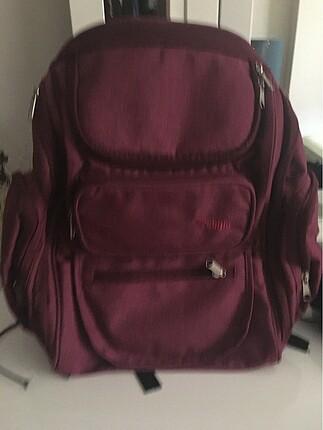 Stylo trek anne bebek bakım çantası