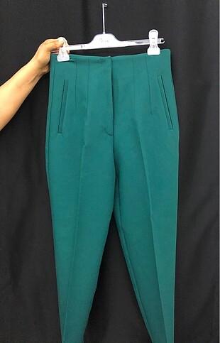 Zara yüksek bel pantolon