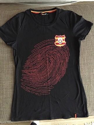 Siyah Gs Tişört