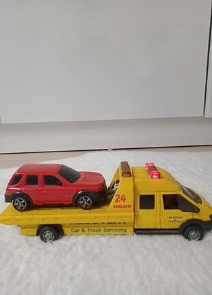 Car&truck servicing kamyonet oyuncak