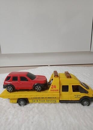 Beden Car&truck servicing kamyonet oyuncak