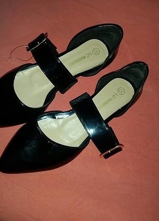 kemerli babet ayakkabı