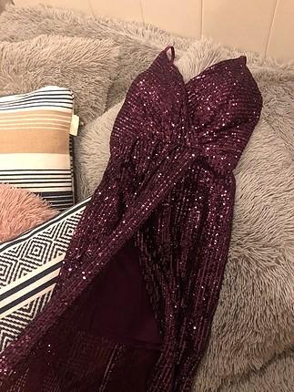 Alfabeta Gece elbisesi