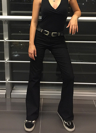 diğer Beden Likralı ispanyol vintage pantolon