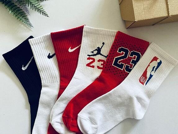 Nike 6 tane 25?