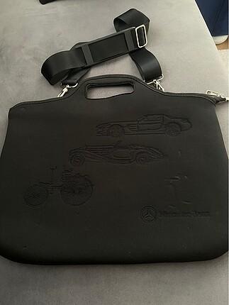 Orjinal mercedes benz laptop çantası