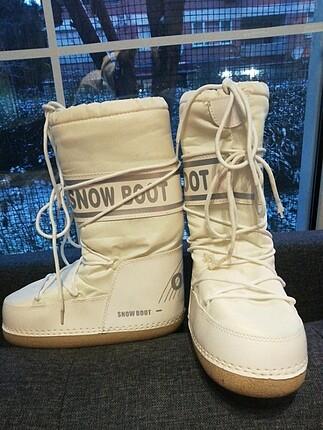Ollas snow boot beyaz
