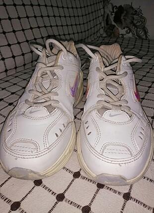 38 Beden beyaz Renk Nıke deri spor ayakkabı Vietnam malı