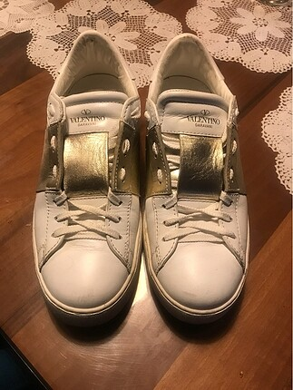 Valentino Bayan Spor Ayakkabı