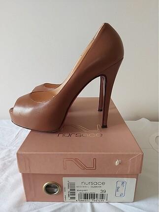 Nursace bayan ayakkabı