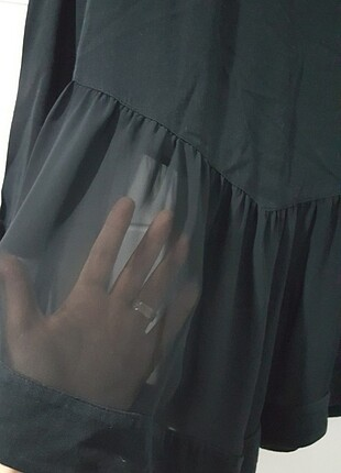 Tabuu Kollu tunik & mini elbise