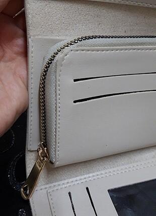 Beden Kadın bej cüzdan