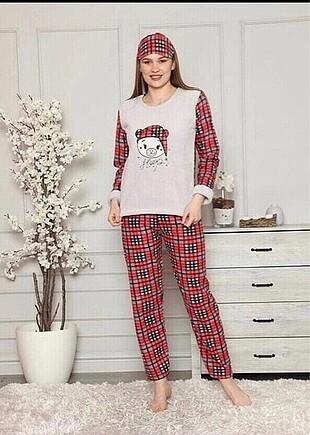 Polar pijama takımı