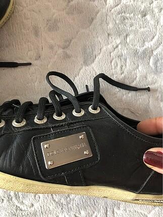 Dolge gabbanna spor ayakkabı