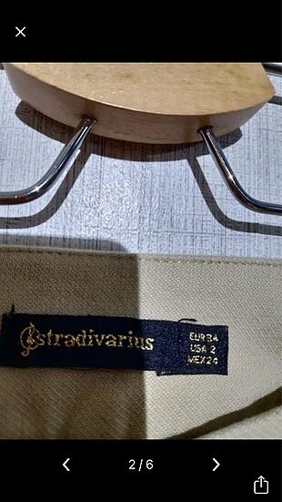 Stradivarius Şort etek