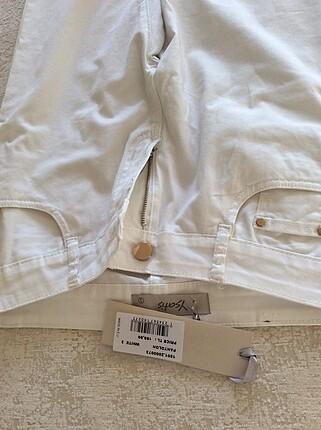 Ysatis beyaz pantolon