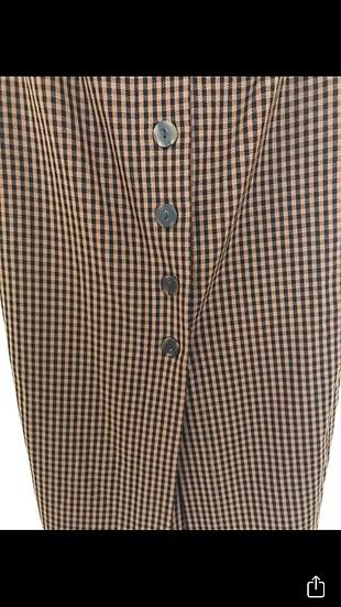 xs Beden çeşitli Renk Zara Uzun Etek
