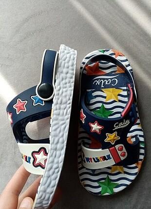 Çocuk ayakkabısı sandalet