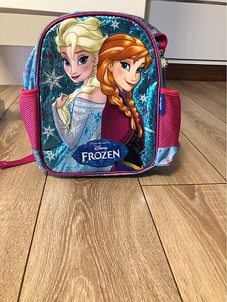 Elsa Frozen simli çanta