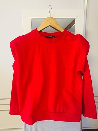 Vatkalı sweatshirt