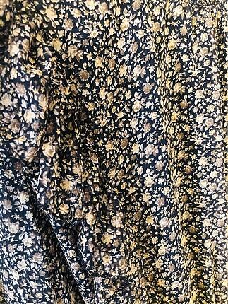 Zara Çiçekli elbise