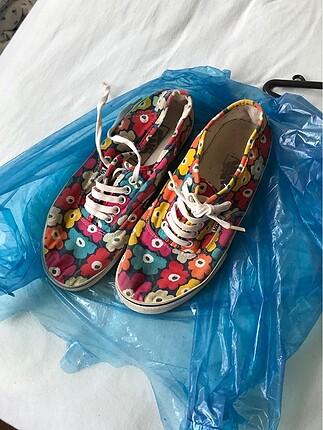 Vans ayakkabi
