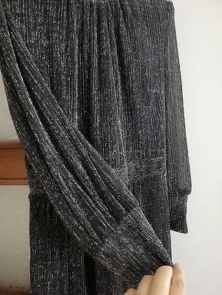 fe4edbe9dca7e Midi Boy Sim Geçişli Elbise Diğer Kalem Elbise %60 İndirimli - Gardrops