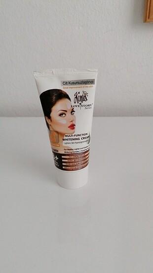 Arva Kozmetik - Kontes Cilt Beyazlatıcı Krem