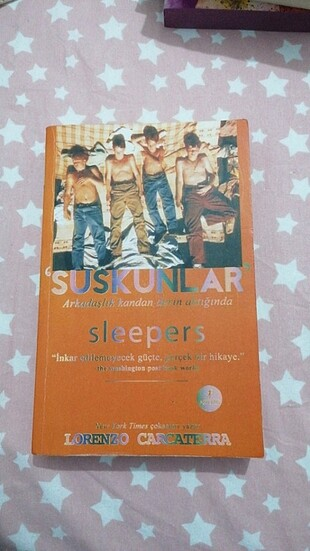 Suskunlar Sleepers Lorenzo Carcaterra