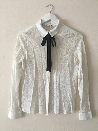 xl Beden beyaz Renk GÜPÜR Gömlek