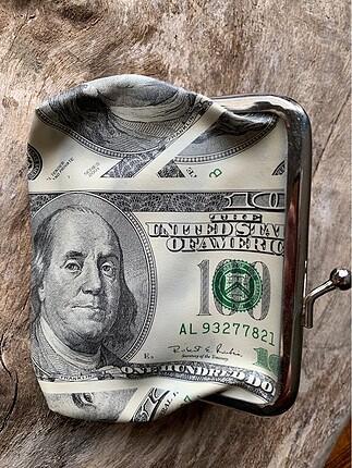 #Cüzdan #Dolar$ #para
