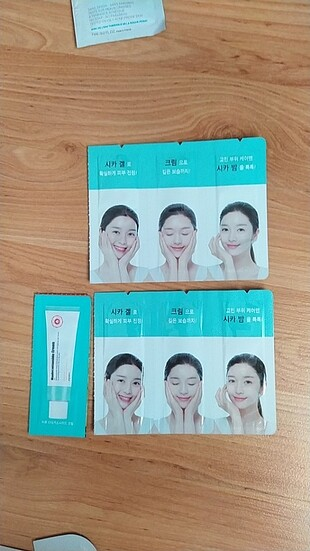 Missha Madecassoside cream