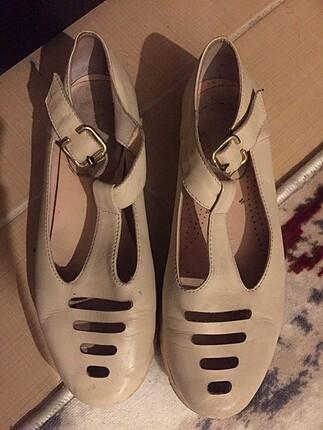 Kemerli Ayakkabı