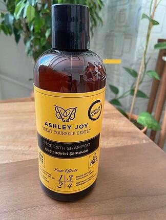 Ashley joy güçlendirici şampuan