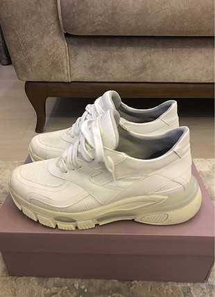 Derimod Derimod beyaz sneaker
