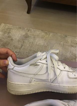 38 Beden beyaz Renk Nike air force