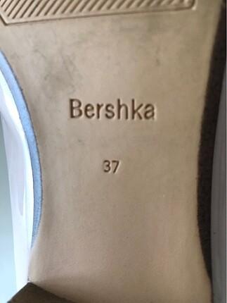 37 Beden Bershka Babet 37 Numara