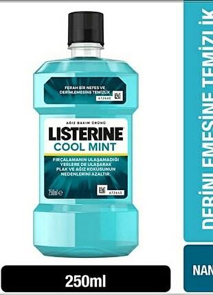 Listerine Cool Mint Ağız Suyu 250 ml