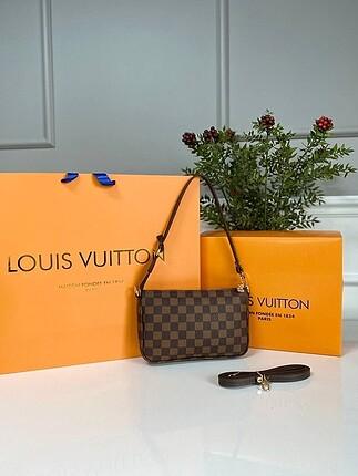 Beden çeşitli Renk Louis vuitton baget çanta