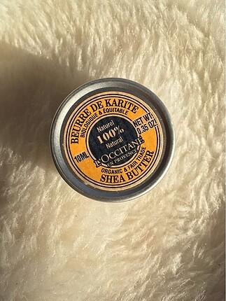L?OCCİTANE shea butter lip balm