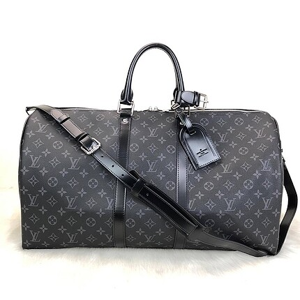 Louis Vuitton Keepall Bandoulier Canvas!