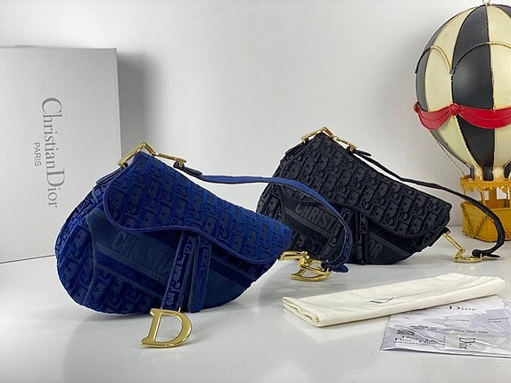 CHRISTIAN DIOR SADDLE BAG!