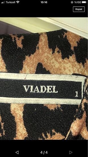 m Beden Elbise de olarak kullanılır tunik olarakta #leopar #hirka #