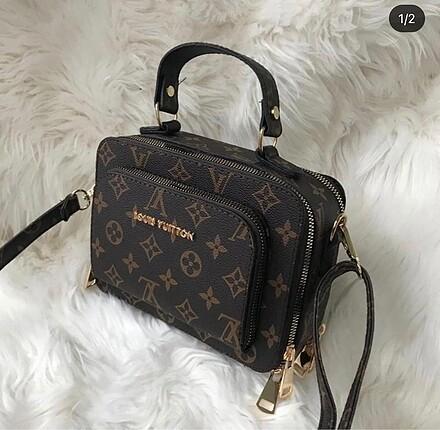 Louis Vuitton 3 bölmeli çanta