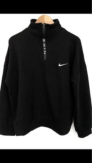 l Beden Unisex Oversize Kesim Nike Sweat