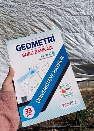 Geometri test kitabı